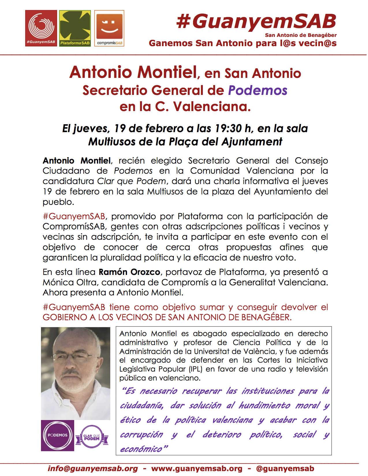 Acto de Antonio Montiel 19 febrero 2015  CASTELLANO V3 COLOR