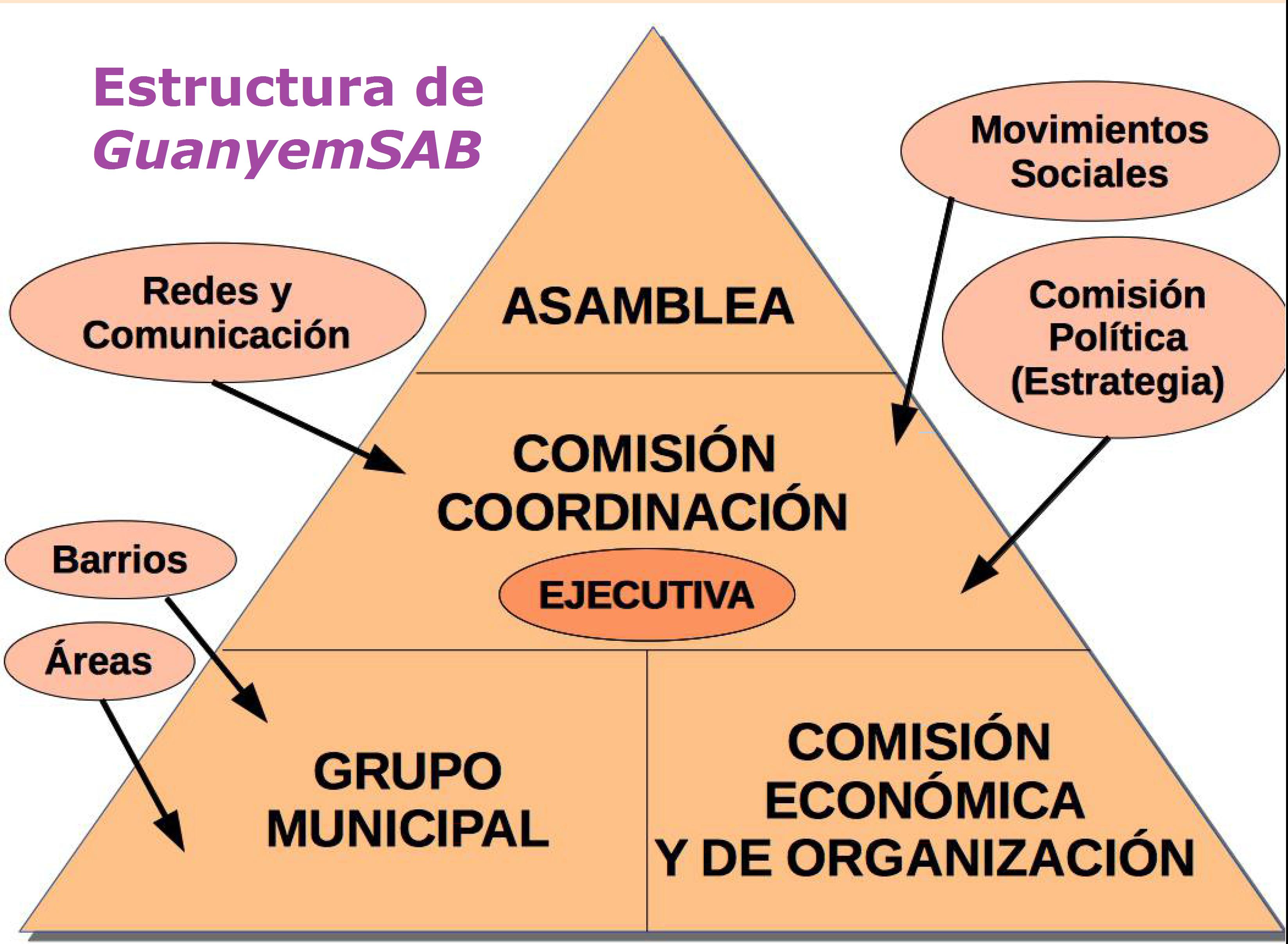 Estructura GuanyemSAB