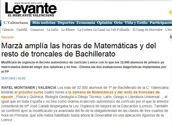Levante-emv matemáticas 15 julio 2015