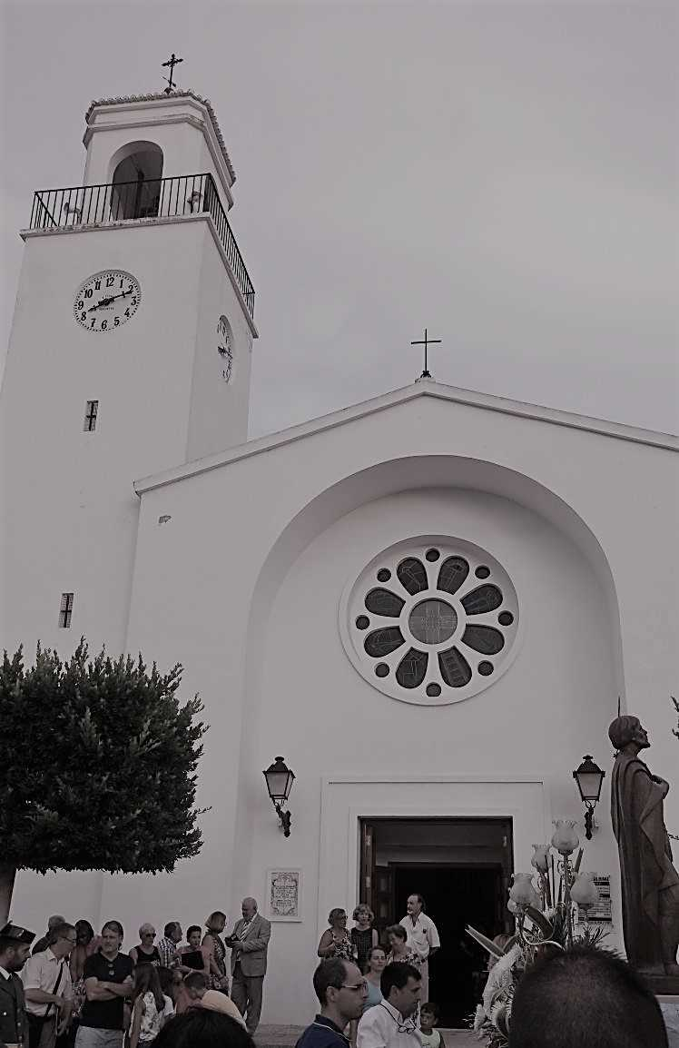 procesion salida iglesia